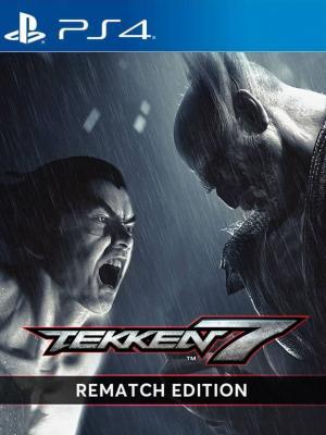 TEKKEN 7 - Rematch Edition Ps4 Primaria