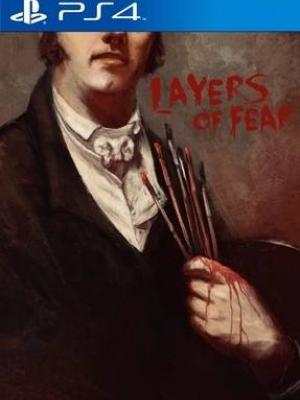 Layers of Fear PS4 PRIMARIA