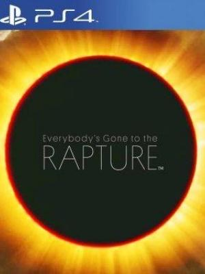 Everybody's Gone to the Rapture PS4 PRIMARIA
