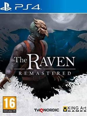 The Raven Remastered PS4 PRIMARIA
