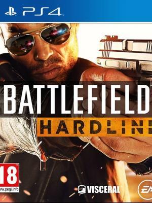 Battlefield Hardline edición Estándar Ps4 Primaria