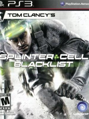 Tom Clancys Splinter Cell Blacklist PS3