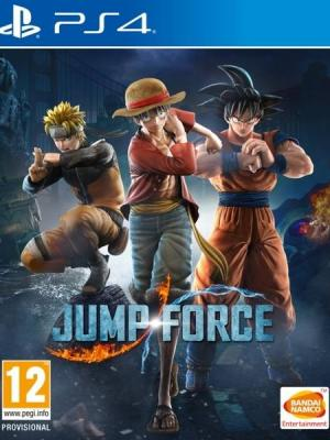 JUMP FORCE PS4 PRIMARIA