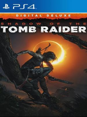 Shadow of the Tomb Raider - Digital Deluxe Edition PS4 PRIMARIA