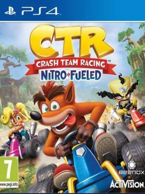 Crash Team Racing Nitro-Fueled PRE ORDEN PS4 PRIMARIA