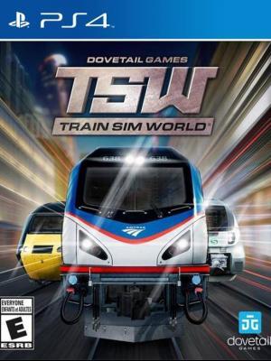 Train Sim World PS4 PRIMARIA