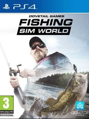 Fishing Sim World PS4 PRIMARIA