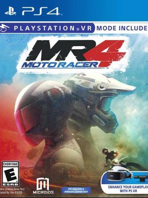 Moto Racer 4 VR PS4 PRIMARIA