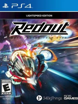 Redout: Lightspeed Edition PS4 PRIMARIA