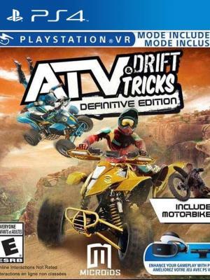 ATV Drift & Tricks Definitive Edition VR PS4 PRIMARIA