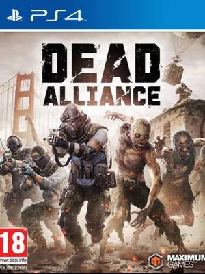 Dead Alliance PS4 PRIMARIA