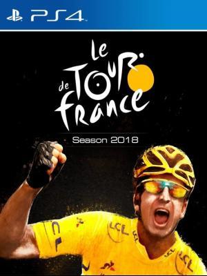 Tour de France 2018 PS4 PRIMARIA